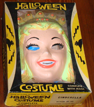 Vintage Halloween Costumes In A Box.Goblinhaus Vintage Halloween Costumes And Masks