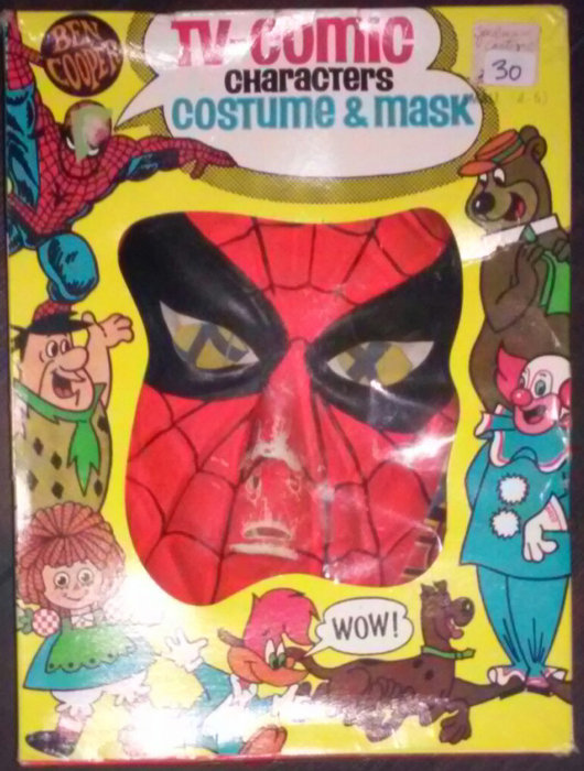 Vintage Halloween Costumes In A Box.Goblinhaus Vintage Halloween Costumes And Masks For Sale